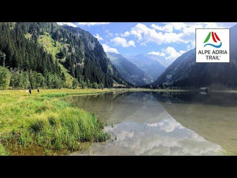 Alpok-Adria trail - A gleccserektől a tengerpartig