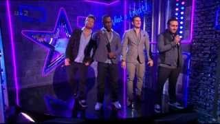 Britains Got More Talent Blue house band Fly by II