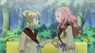 Simoun ...The Best of Philosophy, Religious and Fantasy Anime.