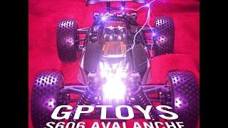 gptoys s606 avalance test run mashup
