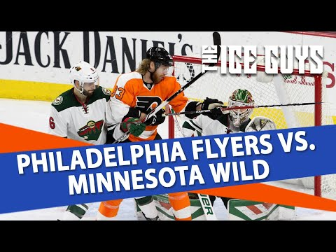 NHL Betting | Philadelphia vs. Minnesota Free Picks | Ice Guys