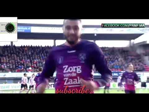 Top 40 Goals OF Morocco Players 2018