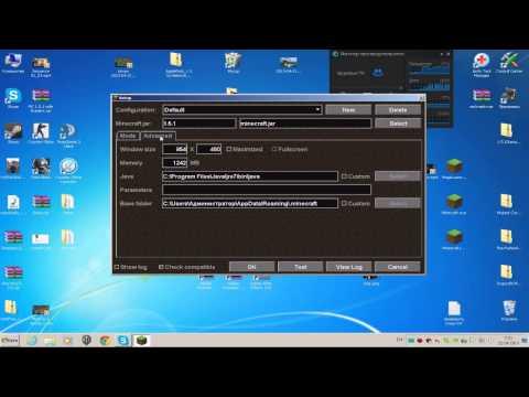 MInecraft{1.5.1}[Туториал] - Выделение Java больше оперативной памяти
