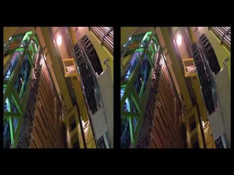 CERN Underground in 3D