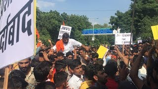 मूल सिंह सेतरावा ने कहा सुनील चौधरी भाड़े का अध्यक्ष हैं   JNVU एलेक्सन घोटाला   Mool Singh Vs Sunil