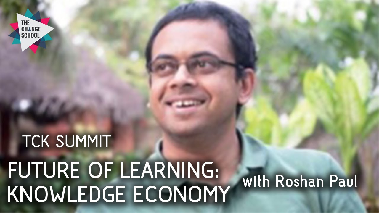 What is the Global Knowledge Economy?
