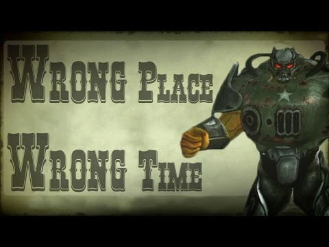 The Storyteller: FALLOUT S3 E16 - Wrong Place, Wrong Time
