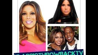 Throwback Radio: Toni Braxton upset with Beyonce & Jay-Z (2002)