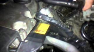 Mercedes W124 M111.940 coldstart knocking