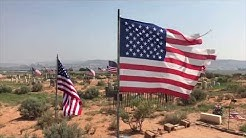 Navajo Nation Fort Defiance Veterans Memorial Cemetery Memorial Day - Teach a Man to Fish