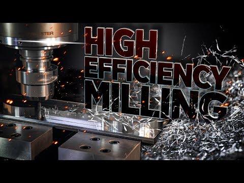 High Efficiency Milling