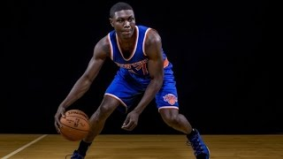 Knicks player shot during robbery