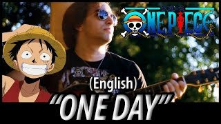 "One Piece opening 13 - ""One Day"" (English Dub)"
