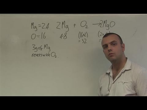 How To Solve Molar Calculations