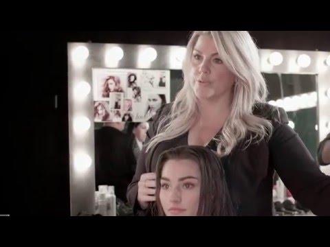 L'Oréal Professionnel Tecni Art Tutorial  How To Get Big Voluminous Curls 2