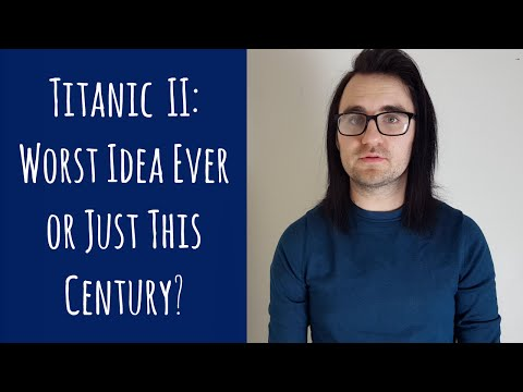 Tips for Travelling on the Titanic II