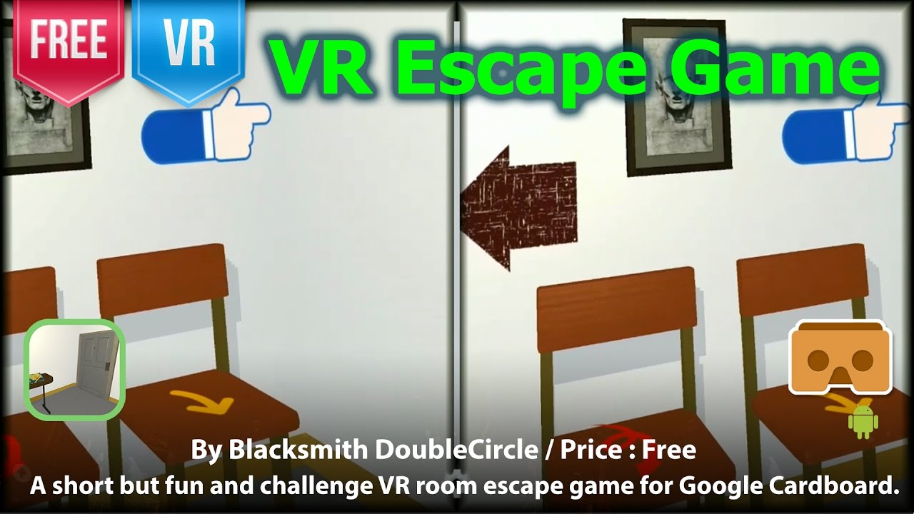 How To Make A Vr Escape The Room Game