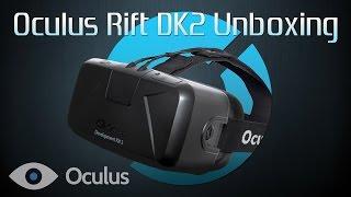 Oculus Rift DK2 - Parte 1: UNBOXING