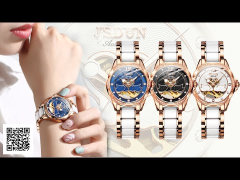 Small and exquisite, love at first sight,JSDUN quality mechanical watch
