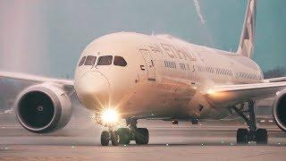 Our First Boeing 787 Dreamliner Flight to Geneva  ...