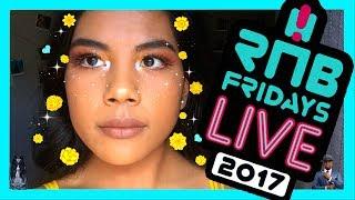 RnB Fridays Live 2017  | Concert Vlog