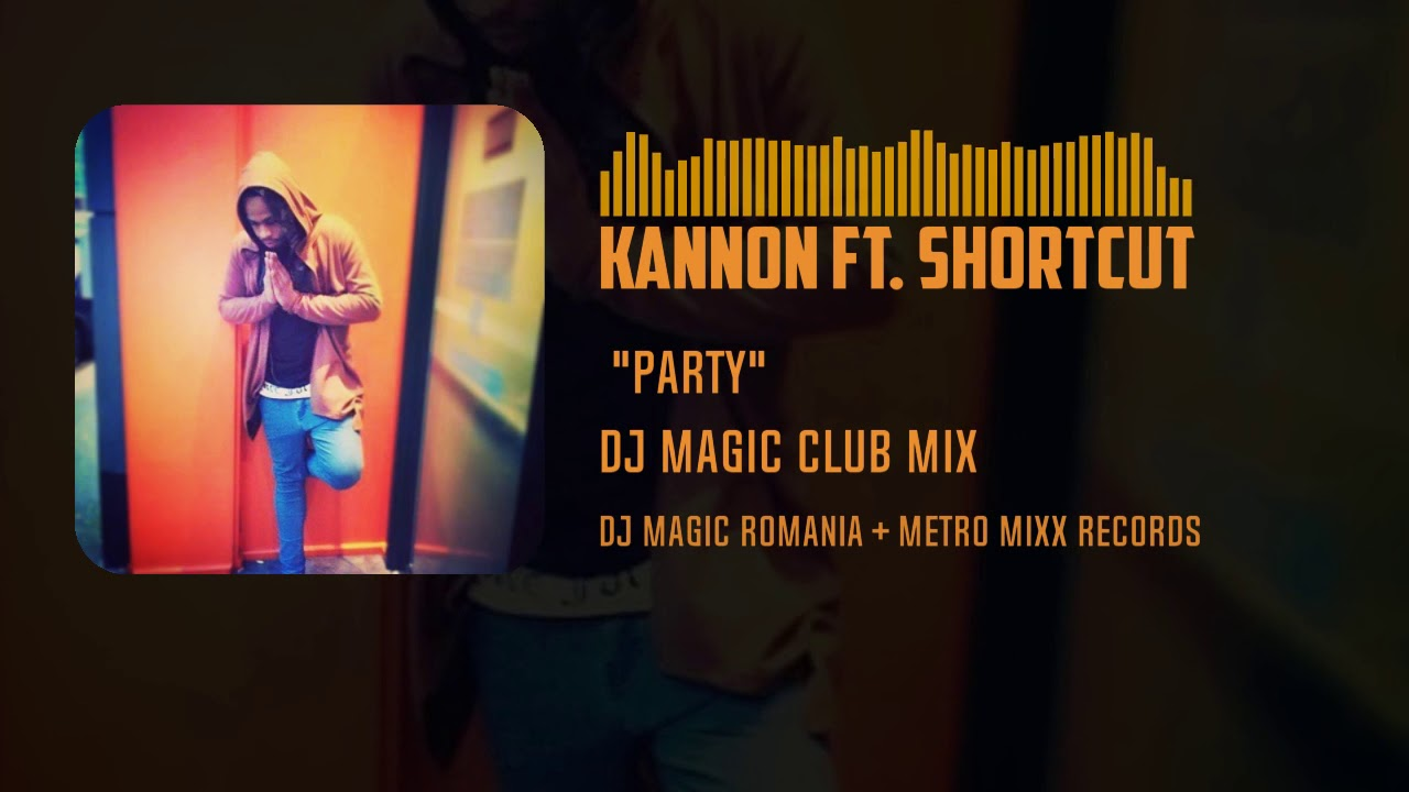 Download Kannon Ft. Shortcut & Dj Magic - Party (Club Mix)