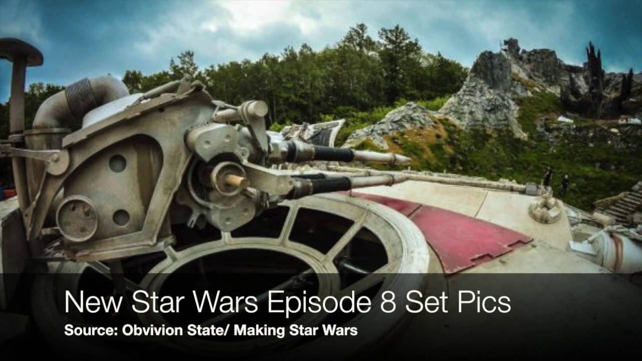 Star Wars 8 Set