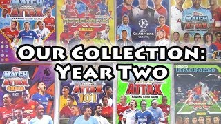 13 B NDER UPDATES Everything We Collected This Year Match Attax 201920 Adrenalyn XL \u0026 More