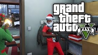 GTA 5 THUG LIFE #26 (Part 2) - CHRISTMAS IN LOS SANTOS! (GTA V Online)