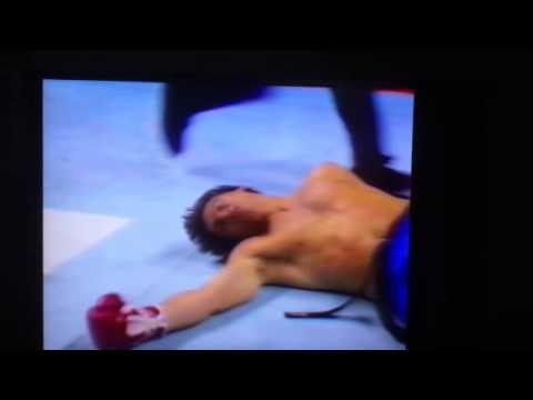 Karatemania - Rhome KO's Hefton