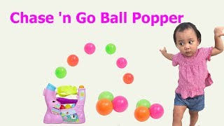 PLAYSKOOL Chase 'n Go Ball Popper FUN Toys For Baby Toddlers Elephant Poppin Ball Kid ToysReview