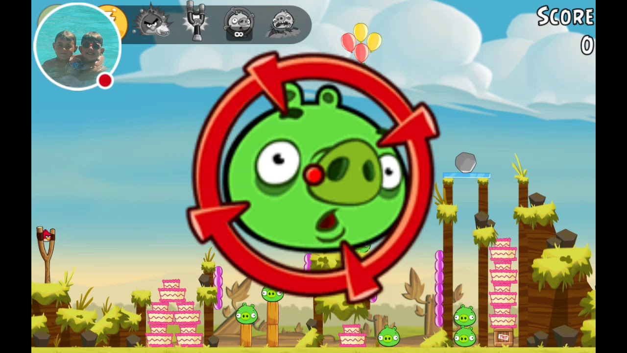 Angry Birds Stream