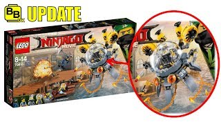 LEGO NINJAGO MOVIE SET IMAGE! NEWS UPDATE