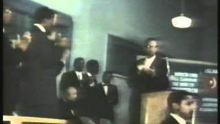 John Henrike Clark speaking on Elijah Muhammad and the success of his teaching of Islam