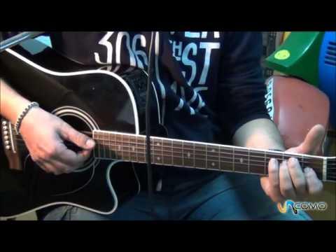 L'Estaca de Lluis Llach amb la guitarra