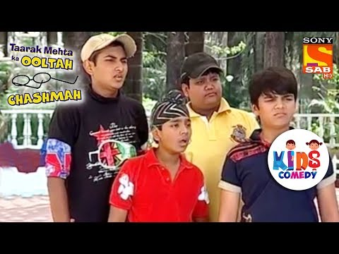 Tapu Sena Banned From Playing Cricket | Tapu Sena Special | Taarak Mehta Ka Ooltah Chashmah