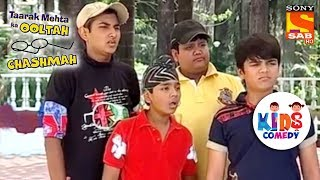 Tapu Sena Banned From Playing Cricket | Tapu Sena Special | Taarak Mehta Ka Ooltah Chashmah
