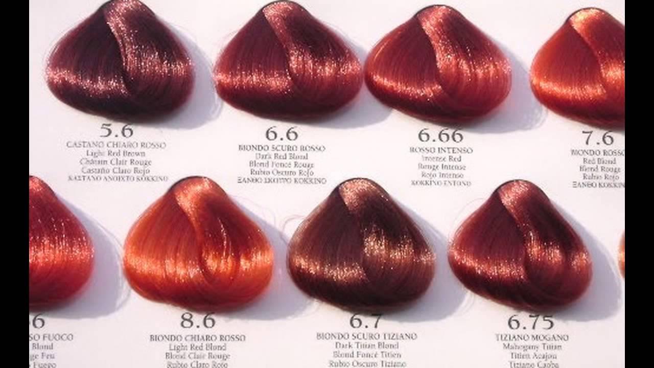Wella Hair Color Shades