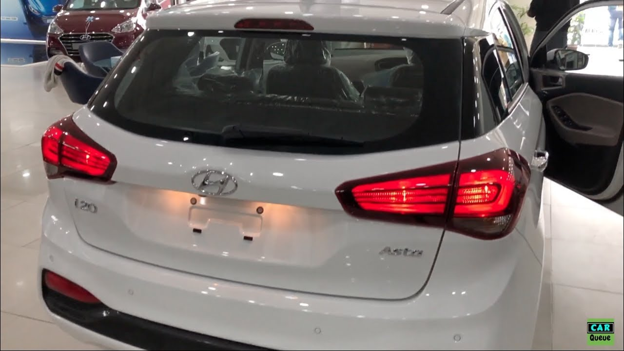 Hyundai Elite I20 2018 First Look 2018 Elite I20 Interior Exterior
