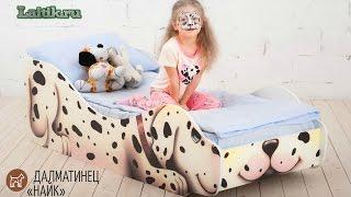 Детская кровать Бельмарко Зверята. Мебель. Интернет-магазин