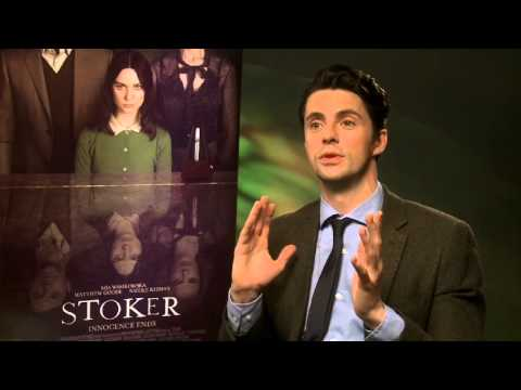 Matthew Goode Interview - Stoker