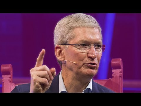 Tim Cook On How To Become Best Version Of Yourself