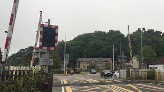 **FAULTY ALARM AT ERROL** Raigmore, Dalcross, & Errol Level Crossings (26-27/05/18)