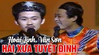 Hài Hoài Linh, Vân Sơn - SONG TẤU THI THƠ - Hài Xưa Hay TUYỆT ĐỈNH Xem Cười Vỡ Bụng