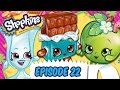 "Shopkins Cartoon - Episode 22 ""Vay-Kay"""