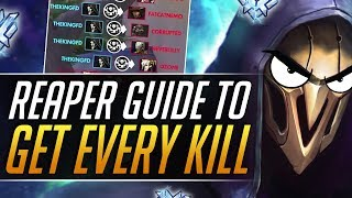 SECRETS of a DPS GOD - Pro Tips You MUST ABUSE to CARRY in Season 19 | Overwatch Reaper Guide