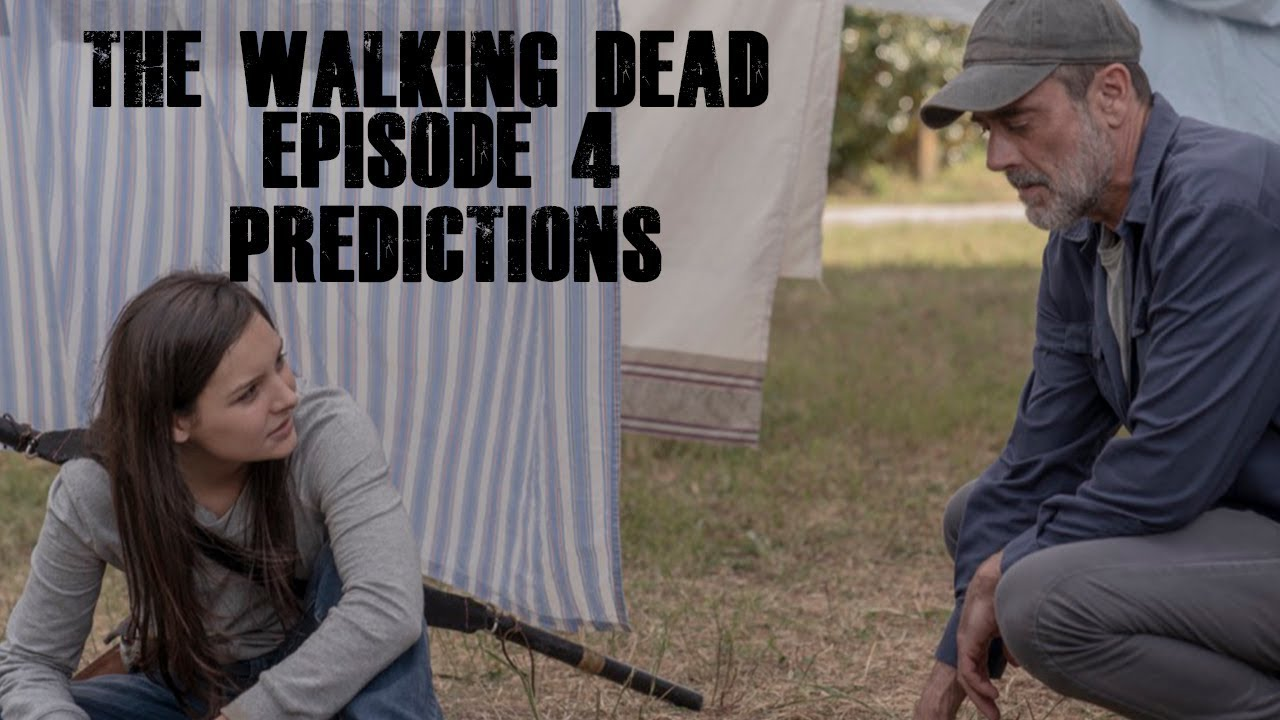 Download The Walking Dead Season 10 - Episode 4 Predictions | 'Silence The Whisperers'