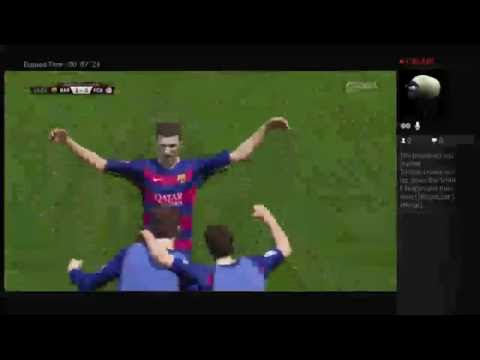 Fifa 16 Barcelona career mode #2