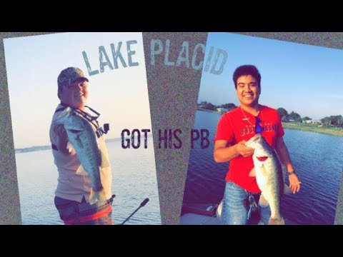 Fishing Lake Placid For Giant Bass