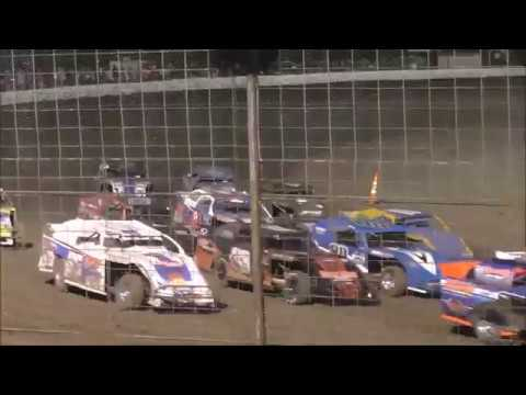 IMCA Sport Mod A Main at WTR 7-13-18